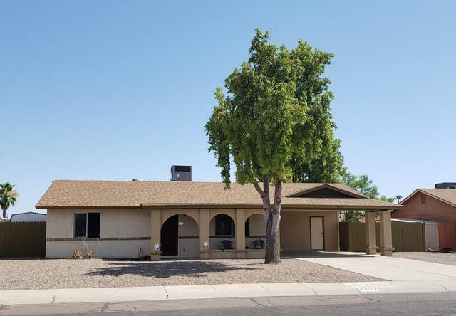 3527 W Michigan Avenue, Glendale, AZ 85308 (MLS #6102612) :: Homehelper Consultants