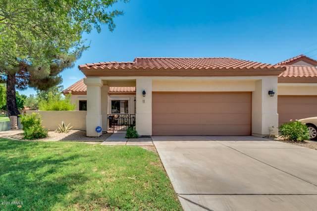 45 E 9TH Place #11, Mesa, AZ 85201 (MLS #6102622) :: The C4 Group