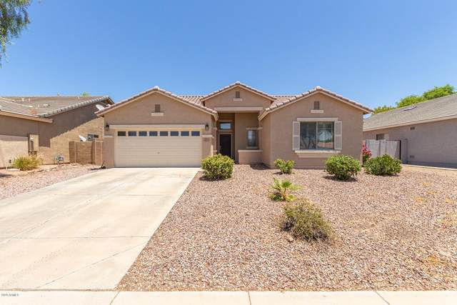 1053 N Kirby Street, Gilbert, AZ 85234 (MLS #6102629) :: Long Realty West Valley