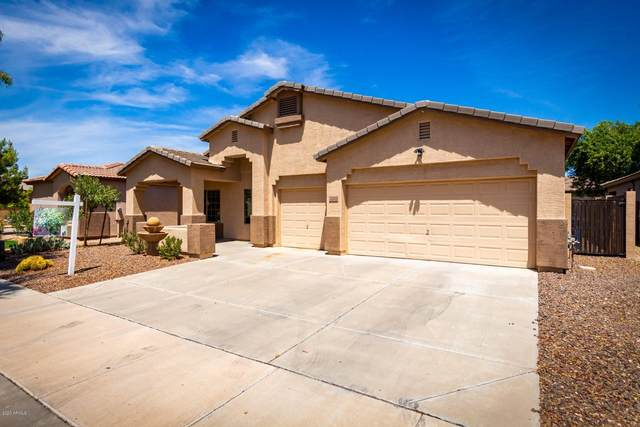 22415 S 213TH Street, Queen Creek, AZ 85142 (MLS #6102634) :: BIG Helper Realty Group at EXP Realty