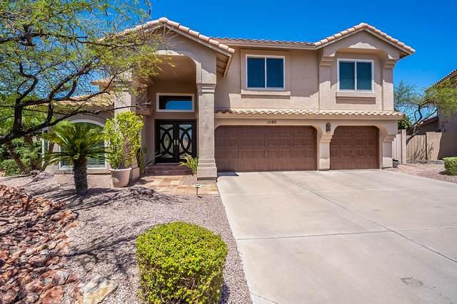11180 N 129TH Way, Scottsdale, AZ 85259 (MLS #6102642) :: The C4 Group