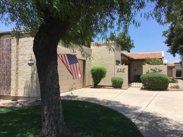 474 Leisure World, Mesa, AZ 85206 (#6102650) :: Luxury Group - Realty Executives Arizona Properties