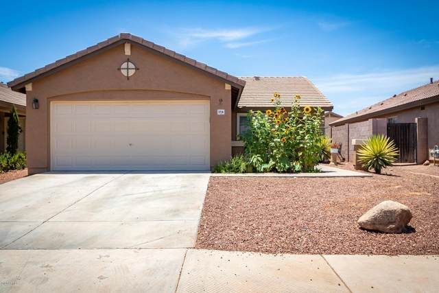 2714 S 108TH Avenue, Avondale, AZ 85323 (MLS #6102653) :: Nate Martinez Team