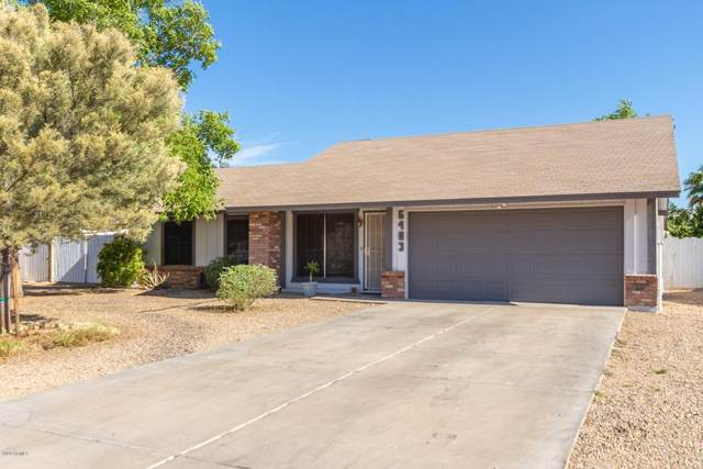 6403 W Cholla Street, Glendale, AZ 85304 (MLS #6102656) :: Homehelper Consultants