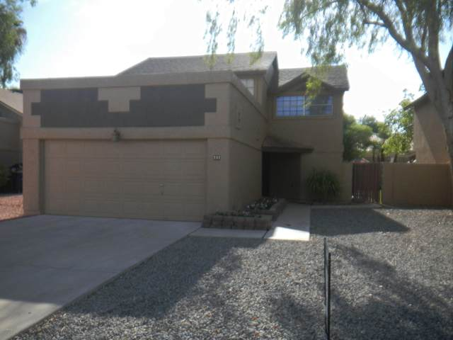 737 N Hazelton Drive, Chandler, AZ 85226 (MLS #6102664) :: Homehelper Consultants