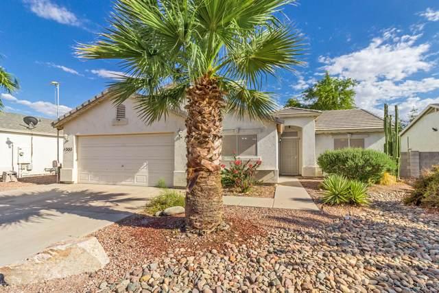 1333 E Desert Fern Trail, Casa Grande, AZ 85122 (MLS #6102693) :: Long Realty West Valley