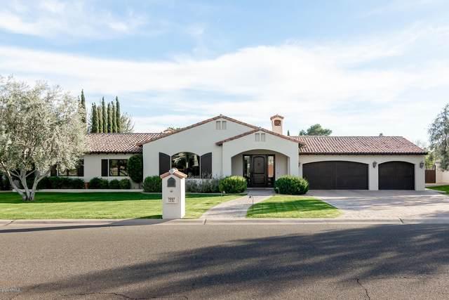 7027 E Vista Drive, Paradise Valley, AZ 85253 (MLS #6102699) :: Devor Real Estate Associates