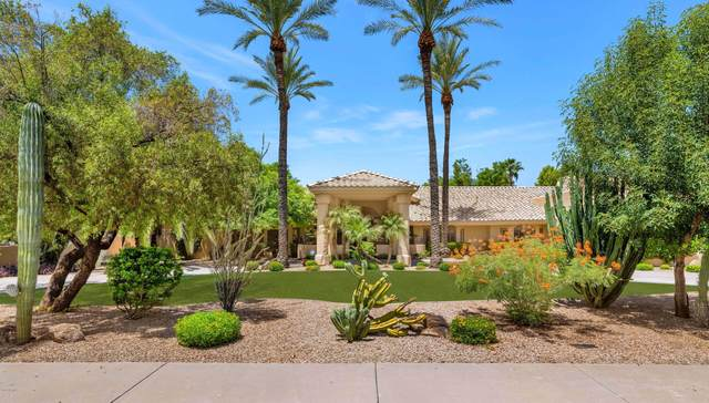 9128 N 70TH Street, Paradise Valley, AZ 85253 (MLS #6102717) :: neXGen Real Estate