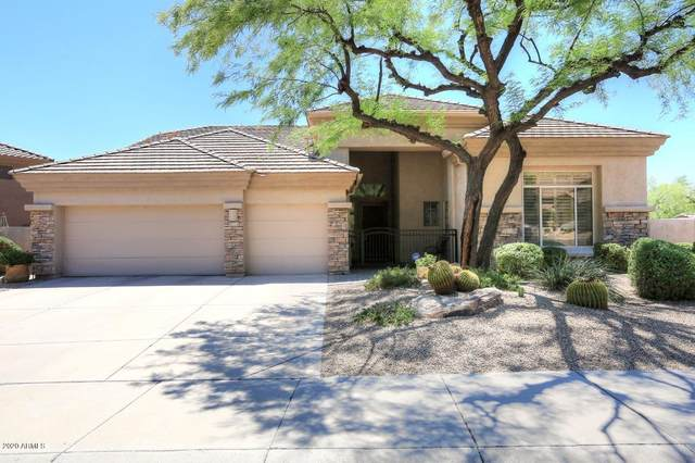 16620 N 109TH Place, Scottsdale, AZ 85255 (MLS #6102725) :: Conway Real Estate