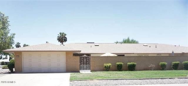 12527 W Seneca Drive, Sun City West, AZ 85375 (MLS #6102728) :: Riddle Realty Group - Keller Williams Arizona Realty