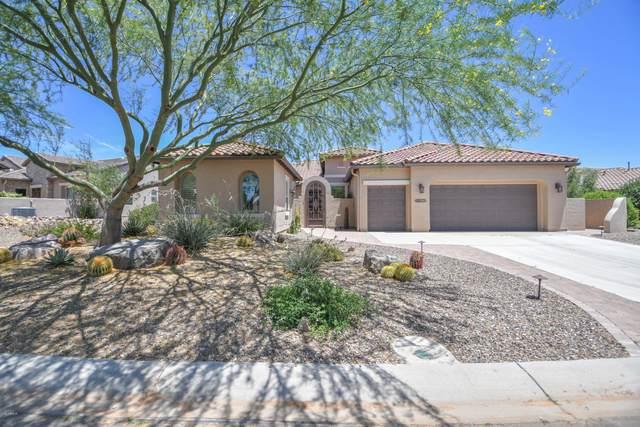 60023 E Ankole Drive, Oracle, AZ 85623 (MLS #6102734) :: Riddle Realty Group - Keller Williams Arizona Realty