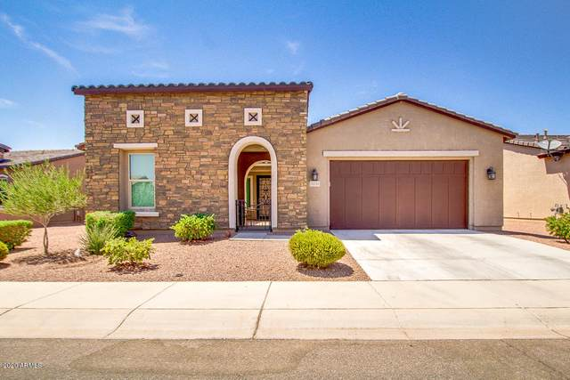 20180 N Peppermint Drive, Maricopa, AZ 85138 (MLS #6102736) :: Kepple Real Estate Group