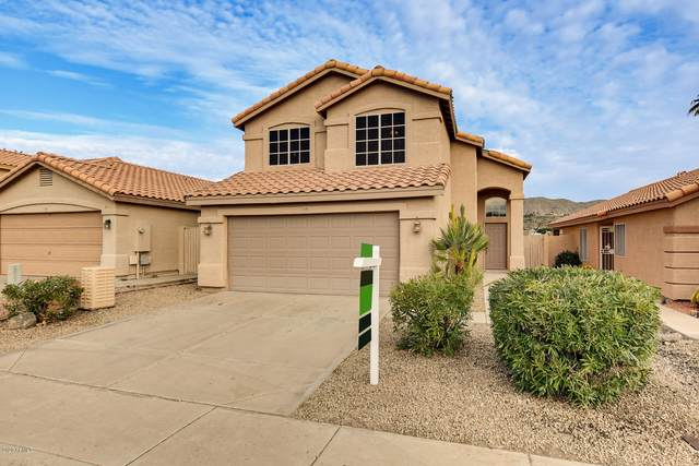 708 E Glenhaven Drive, Phoenix, AZ 85048 (MLS #6102742) :: The C4 Group