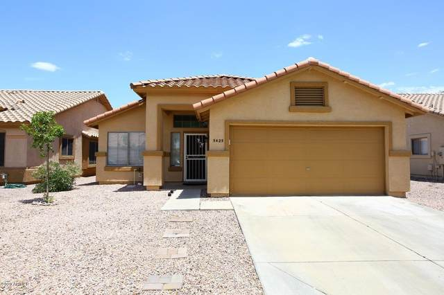 5425 S 15TH Way, Phoenix, AZ 85040 (MLS #6102748) :: Long Realty West Valley