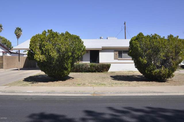 1630 W Bentley Street, Mesa, AZ 85201 (MLS #6102752) :: Long Realty West Valley