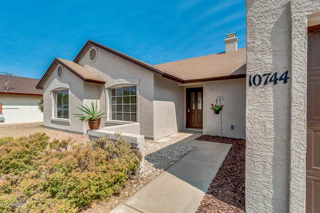10744 W Orangewood Avenue, Glendale, AZ 85307 (MLS #6102760) :: Riddle Realty Group - Keller Williams Arizona Realty