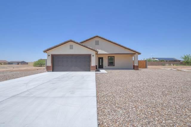 14014 S Tampico Road, Arizona City, AZ 85123 (MLS #6102764) :: Conway Real Estate