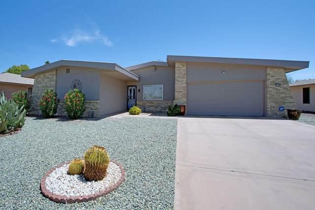 10709 W Garnette Drive, Sun City, AZ 85373 (MLS #6102781) :: Power Realty Group Model Home Center