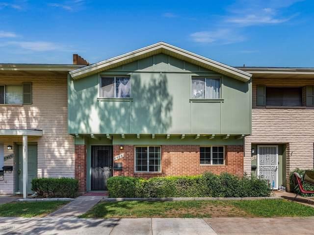 8408 E Montebello Avenue, Scottsdale, AZ 85250 (MLS #6102785) :: The C4 Group