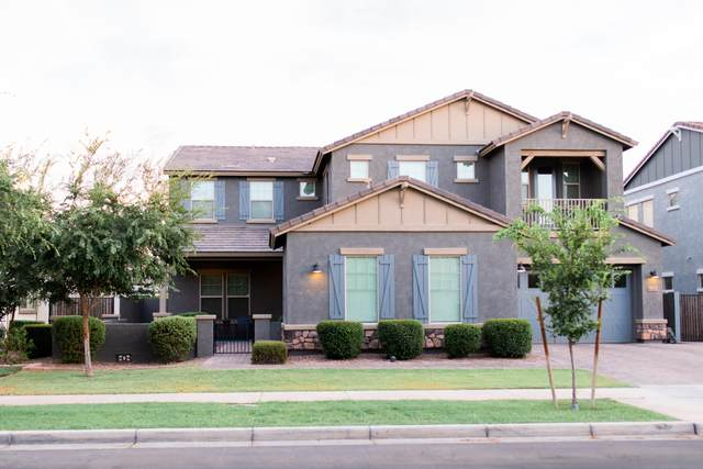4247 E Comstock Drive, Gilbert, AZ 85296 (MLS #6102792) :: The C4 Group