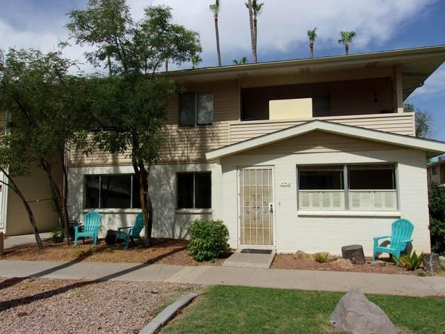 8210 E Garfield Street K106, Scottsdale, AZ 85257 (MLS #6102799) :: Balboa Realty