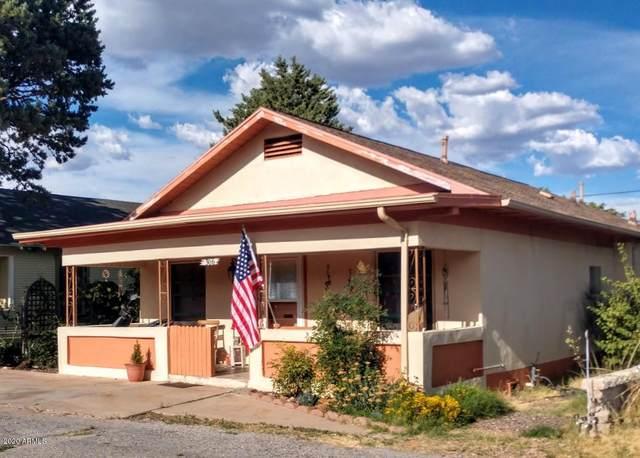 306 Hovland Street, Bisbee, AZ 85603 (MLS #6102843) :: Riddle Realty Group - Keller Williams Arizona Realty