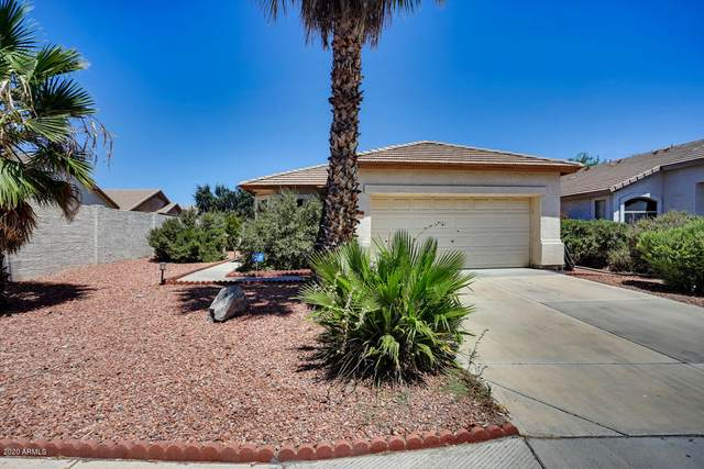 8857 N 66TH Avenue, Glendale, AZ 85302 (MLS #6102853) :: Riddle Realty Group - Keller Williams Arizona Realty