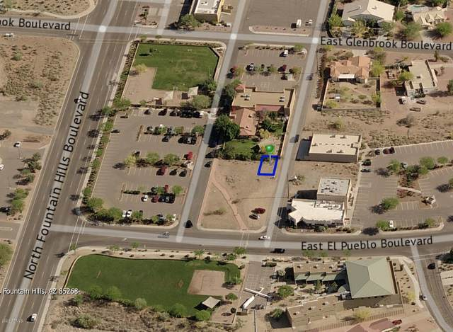 15045 N Fountain Hills Boulevard, Fountain Hills, AZ 85268 (MLS #6102877) :: The Daniel Montez Real Estate Group