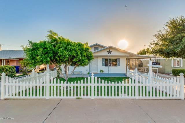120 S Olive Street, Mesa, AZ 85204 (MLS #6102881) :: Homehelper Consultants