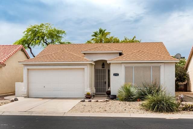 1731 E Kerby Farms Road, Chandler, AZ 85249 (MLS #6102891) :: Keller Williams Realty Phoenix