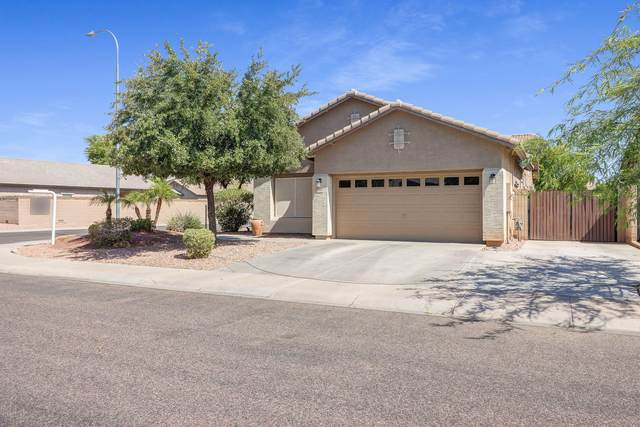 11581 W Madison Street, Avondale, AZ 85323 (MLS #6102902) :: Nate Martinez Team