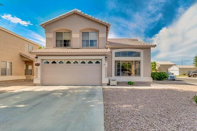 821 E Elgin Street, Chandler, AZ 85225 (MLS #6102930) :: Keller Williams Realty Phoenix
