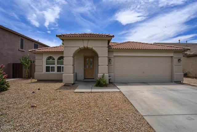 15337 W Poinsettia Drive, Surprise, AZ 85379 (MLS #6102932) :: Nate Martinez Team