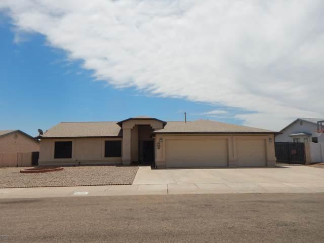 4940 Colina Way, Sierra Vista, AZ 85635 (MLS #6102933) :: Riddle Realty Group - Keller Williams Arizona Realty