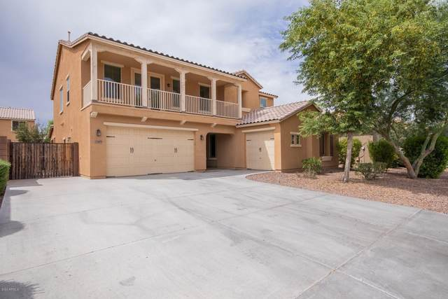 2185 E Indian Wells Drive, Gilbert, AZ 85298 (MLS #6102950) :: The Carin Nguyen Team