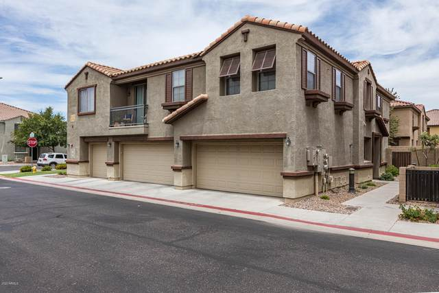 1265 S Aaron #246, Mesa, AZ 85209 (MLS #6102959) :: Klaus Team Real Estate Solutions
