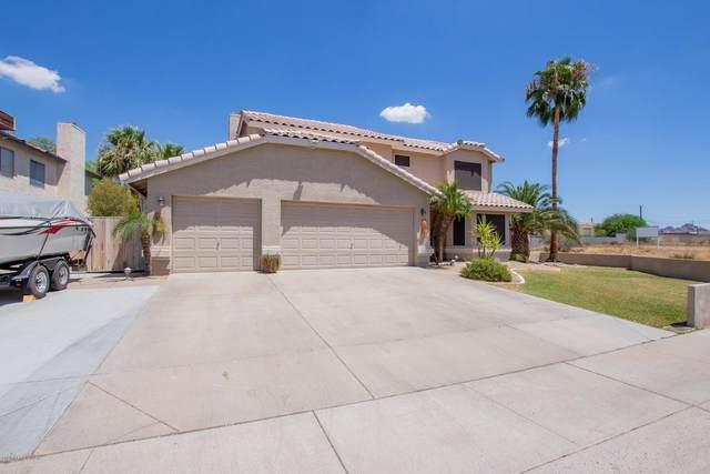 13801 N 22ND Street, Phoenix, AZ 85022 (MLS #6102986) :: Brett Tanner Home Selling Team