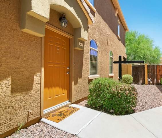 2250 E Deer Valley Road #7, Phoenix, AZ 85024 (MLS #6103023) :: Devor Real Estate Associates