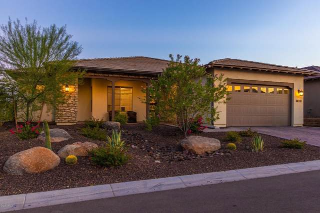 17349 E Woolsey Way, Rio Verde, AZ 85263 (MLS #6103047) :: Riddle Realty Group - Keller Williams Arizona Realty