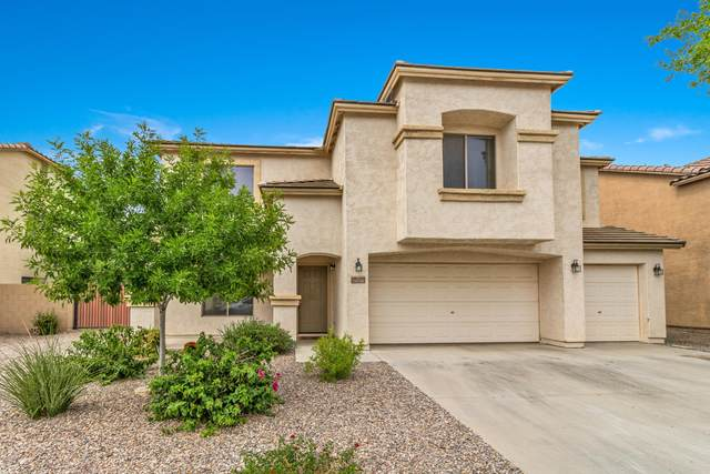 1010 W Lindbergh Avenue, Coolidge, AZ 85128 (MLS #6103077) :: My Home Group