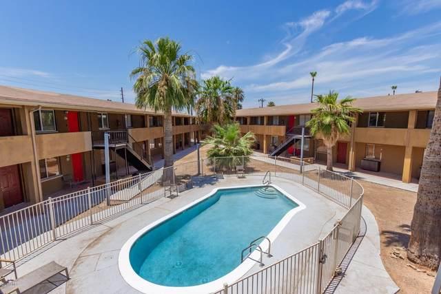 4401 N 12TH Street #213, Phoenix, AZ 85014 (MLS #6103090) :: Brett Tanner Home Selling Team