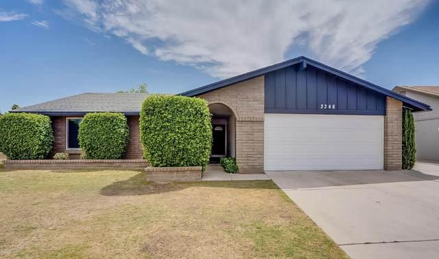3348 N Carriage Lane, Chandler, AZ 85224 (MLS #6103096) :: Klaus Team Real Estate Solutions