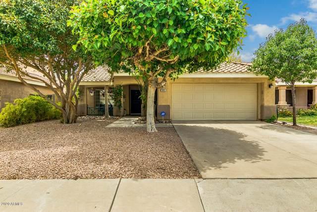 941 W Hudson Way, Gilbert, AZ 85233 (MLS #6103126) :: Yost Realty Group at RE/MAX Casa Grande