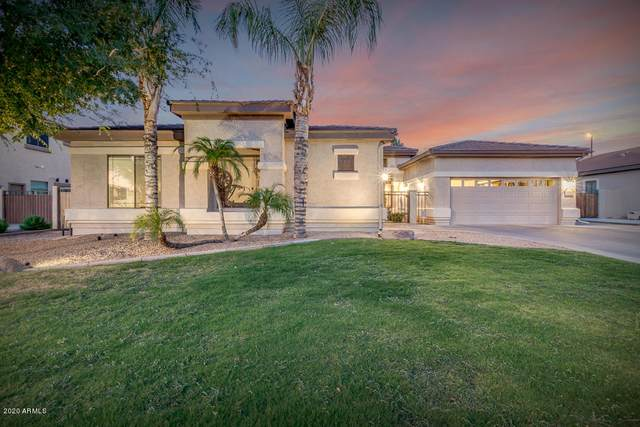 3129 S Larkspur Street, Gilbert, AZ 85295 (MLS #6103128) :: Arizona Home Group