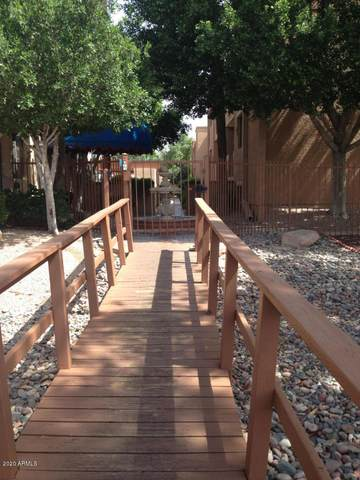 3031 N Civic Center Plaza #228, Scottsdale, AZ 85251 (MLS #6103132) :: Budwig Team | Realty ONE Group