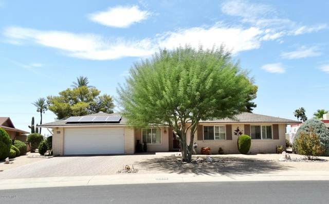 16606 N 111th Avenue, Sun City, AZ 85351 (MLS #6103140) :: Brett Tanner Home Selling Team