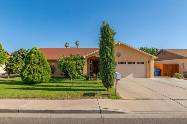 4151 W Sweetwater Avenue, Phoenix, AZ 85029 (MLS #6103143) :: The Carin Nguyen Team