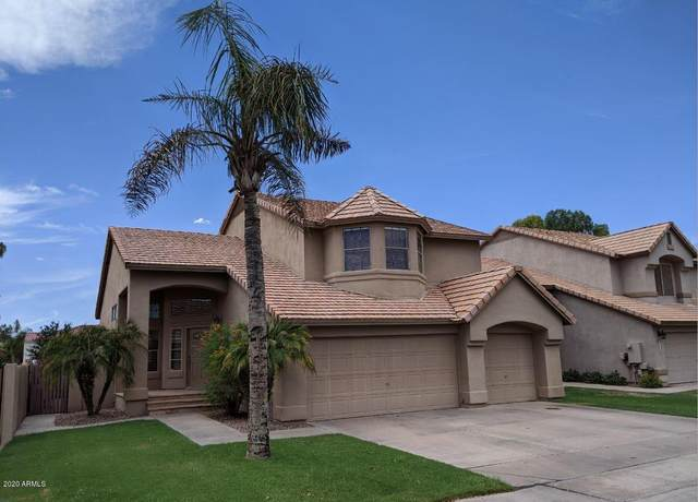 3190 S Cascade Place, Chandler, AZ 85248 (MLS #6103144) :: The Bill and Cindy Flowers Team