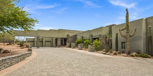 10439 E Groundcherry Lane, Scottsdale, AZ 85262 (MLS #6103154) :: Riddle Realty Group - Keller Williams Arizona Realty