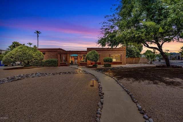 6846 E Dreyfus Avenue, Scottsdale, AZ 85254 (MLS #6103171) :: Nate Martinez Team